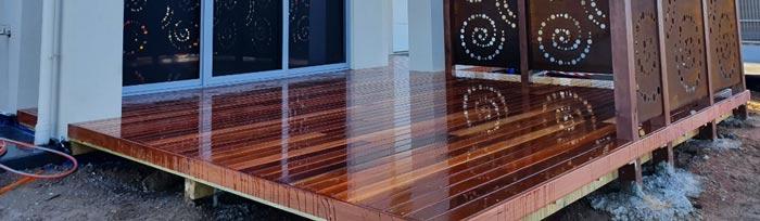 Professionally Built Deck from Mid Coast Pergolas and Decks Team in South Australia