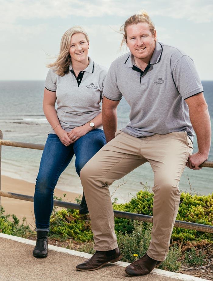 Adelaide Owners of Mid Coast Pergolas and Decks